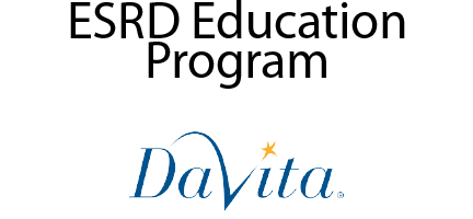 DeVita ESRD Education Program link